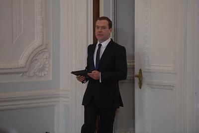 Дмитрий Медведев сменил главу «Росавтодора»