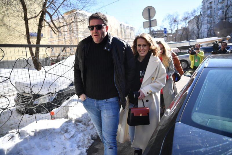 Собчак и Виторган воссоединились после скандала