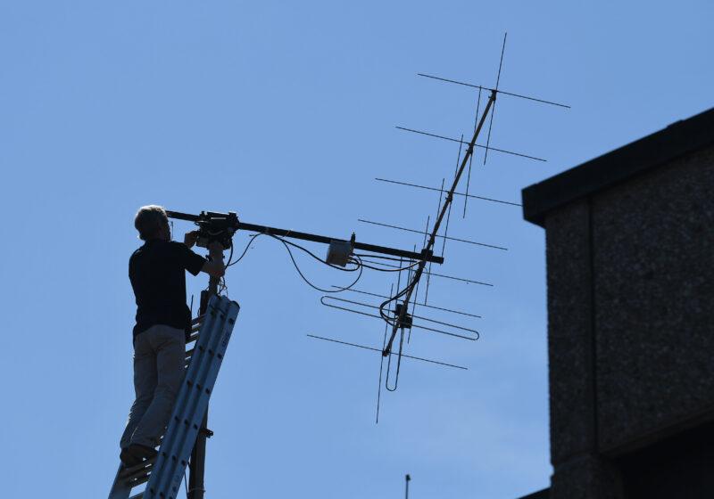 Застройщикам Волгоградской области напомнили об установке коллективных антенн