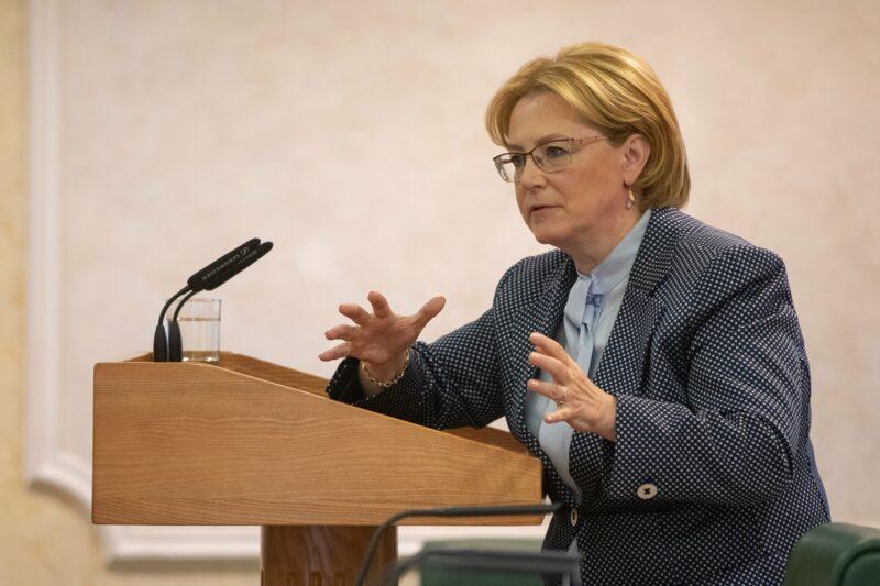 Скворцова назвала главную причину смертности российских мужчин