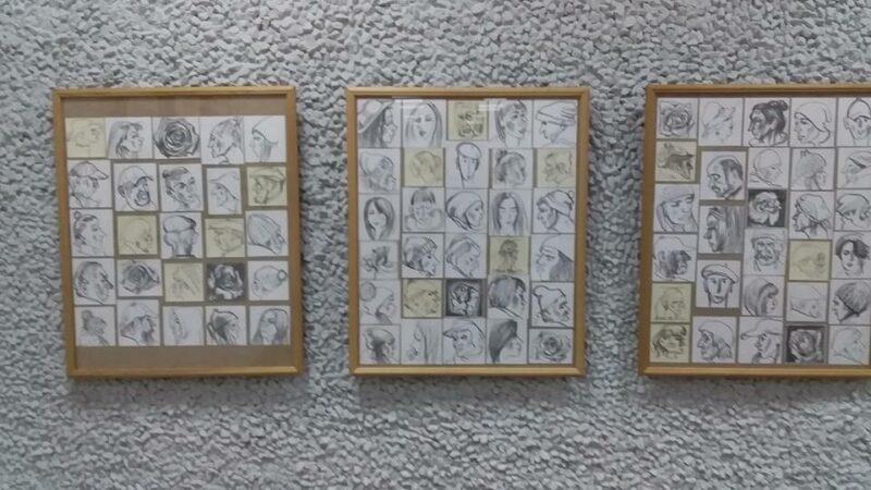 Пассажиры волгоградских автобусов могут увидеть свои портреты на выставке