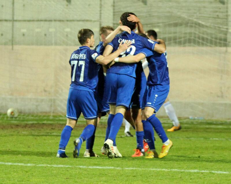 Двух игроков «Ротора» признали лучшими на Кубке ФНЛ, а дублёры уехали на сборы