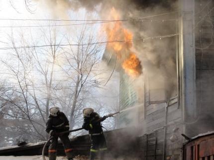 МЧС напомнило о правилах пожарной безопасности в быту