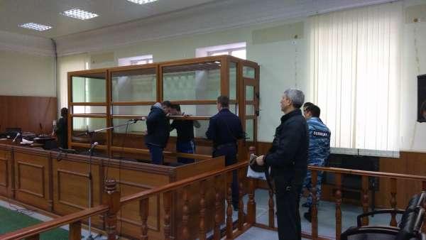 В Волгограде на заседании по делу Александра Геберта озвучили выдержки из телефонных разговоров