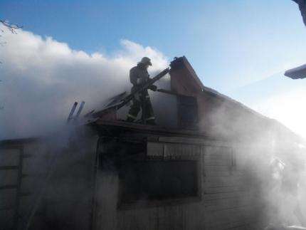 МЧС напомнило, как уберечься от пожара