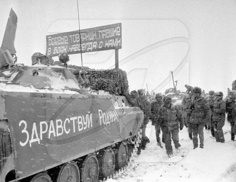 8 февраля в Волгограде представят «Эхо Афганской войны»
