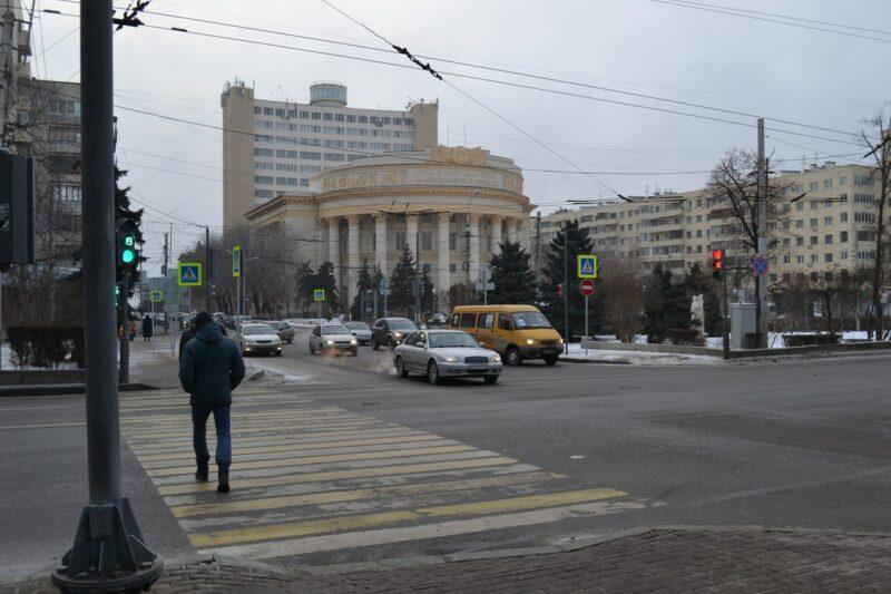 В Волгограде потеплеет до +2 градусов