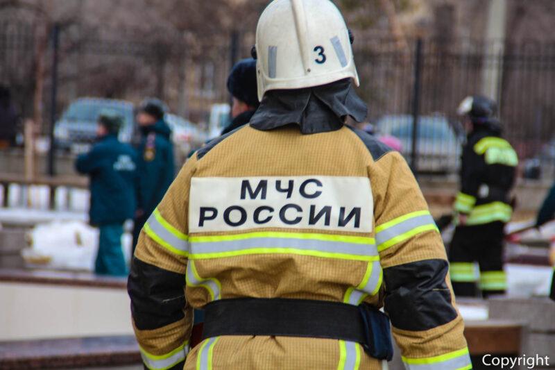 В пожаре в Советском районе Волгограда пострадал человек