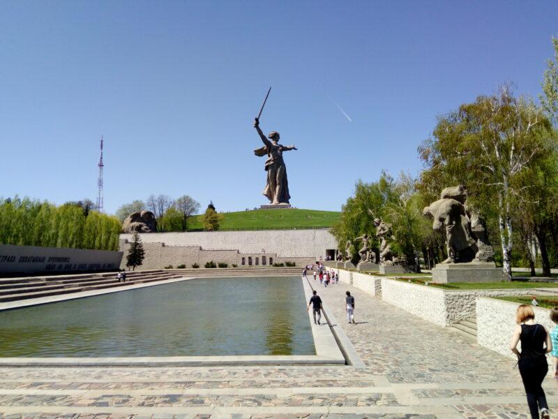 Объявлены торги по реконструкции скульптуры «Родина-мать зовёт!» в Волгограде