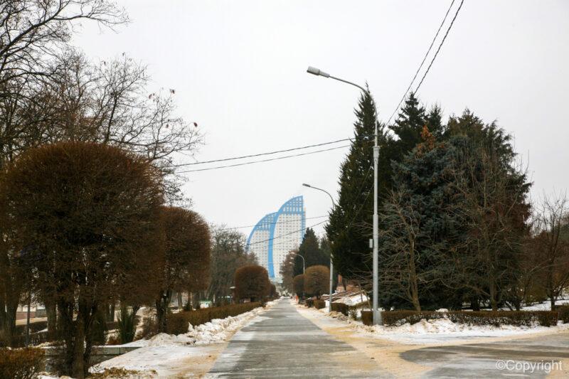 В Волгограде определились с очерёдностью благоустройства общественных территорий