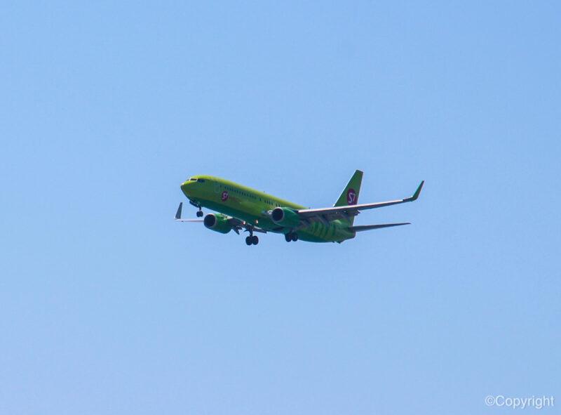 Пассажиры S7 фиксируют проблемы с доступом к электронным услугам