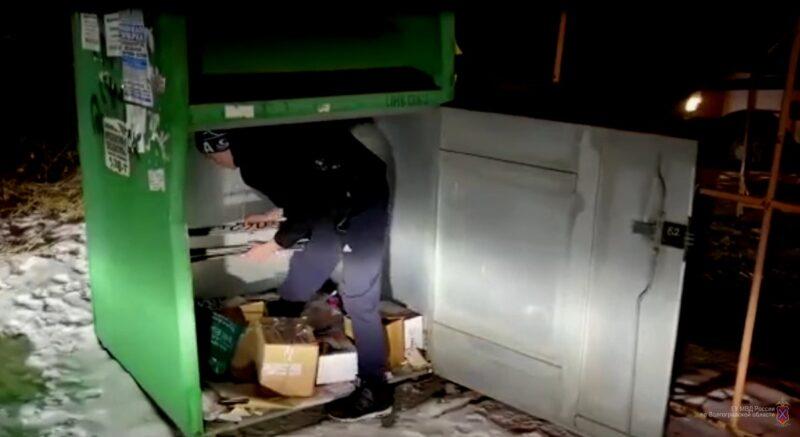 Два несовершеннолетних парня задержаны в Волгограде за кражу номеров автомобилей