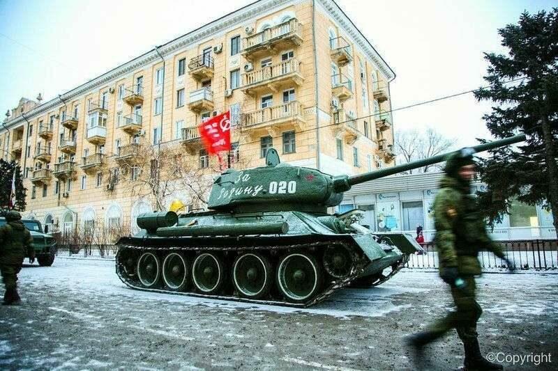 На выходных в Волгограде задержится мороз до -4 градусов