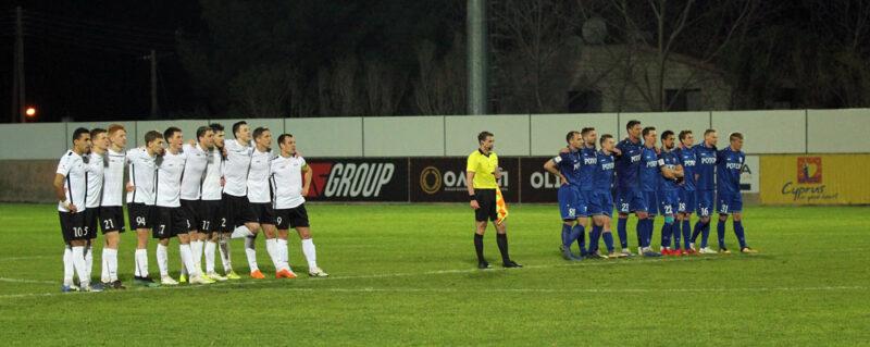 «Ротор» вышел в финал Кубка ФНЛ, победив по пенальти «Шинник»