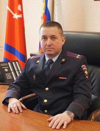 У Урюпинского отдела МВД сменился руководитель