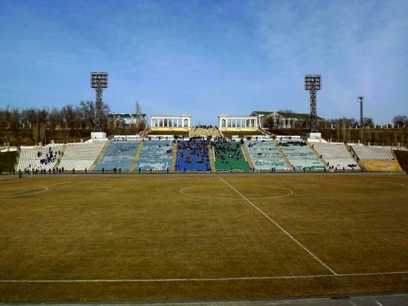 В Волжском возродят футбольный клуб «Энергия»