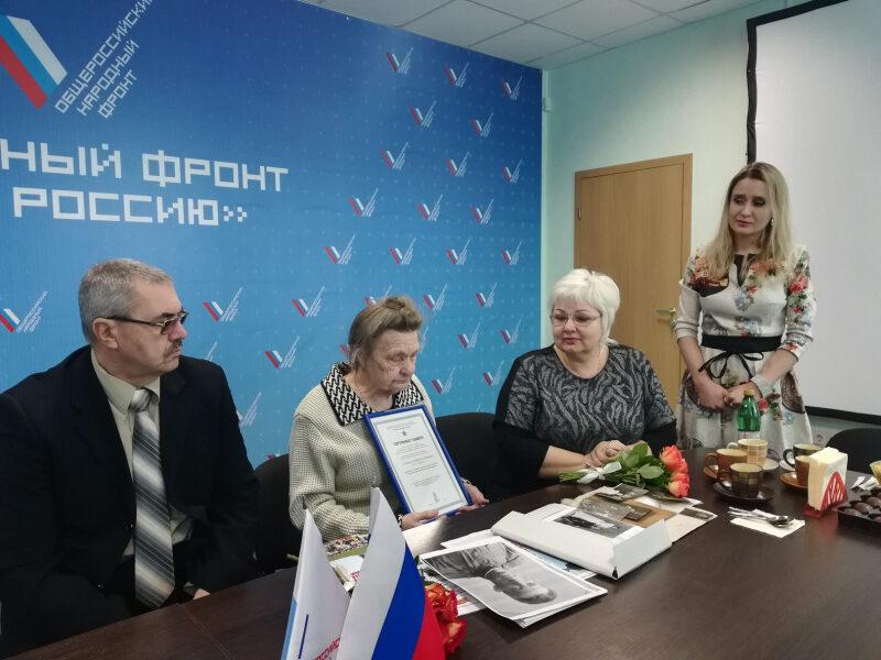 В Волгоградской области нашли родственников танкиста, погибшего в ходе ВОВ