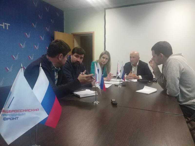 ОНФ и «Управление отходами» в Волгоградской области будут сотрудничать