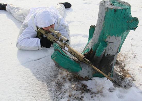 Снайперы в Волгоградской области улучшают свои результаты