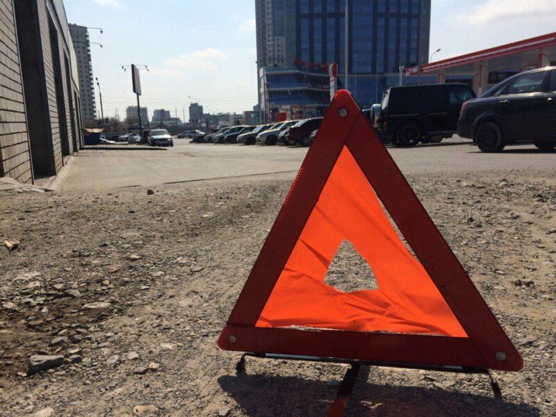 В Волжском случилось сразу 4 ДТП
