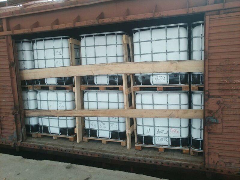 Сотрудники полиции пресекли псевдопохищение 54 тонн оливкового масла