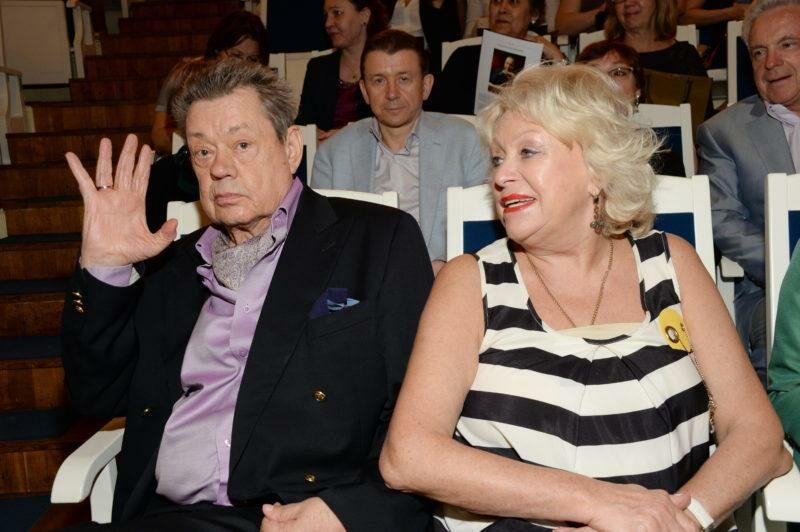 Вдова Николая Караченцова попала в больницу