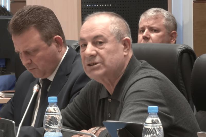Гасан Набиев написал заявление о сложении полномочий депутата Волгоградской облдумы
