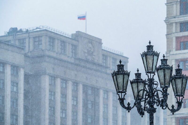 Два законопроекта о цензуре прошли второе чтение в Госдуме