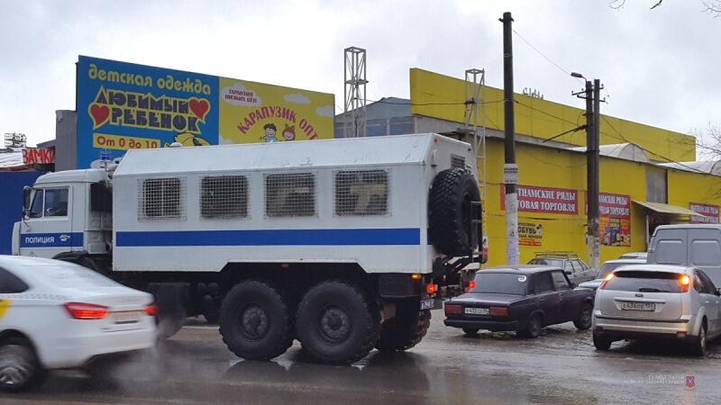 В Волгограде вновь нашли нелегальных трудовых мигрантов