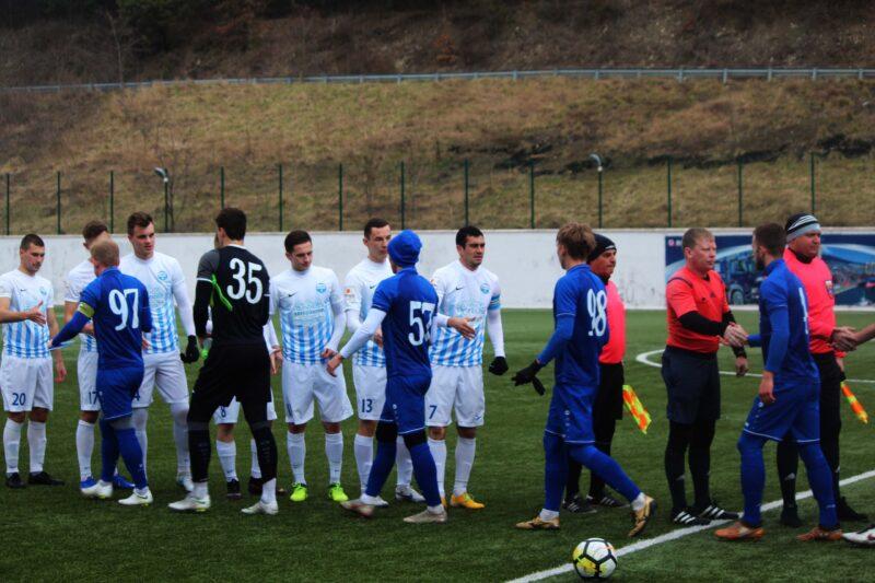 «Ротор-2» завершил сборы в Абрау-Дюрсо победой над молодёжкой «Черноморца»
