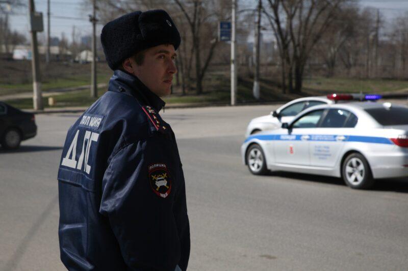Волгоградская ГИБДД проводит рейд по тонировке