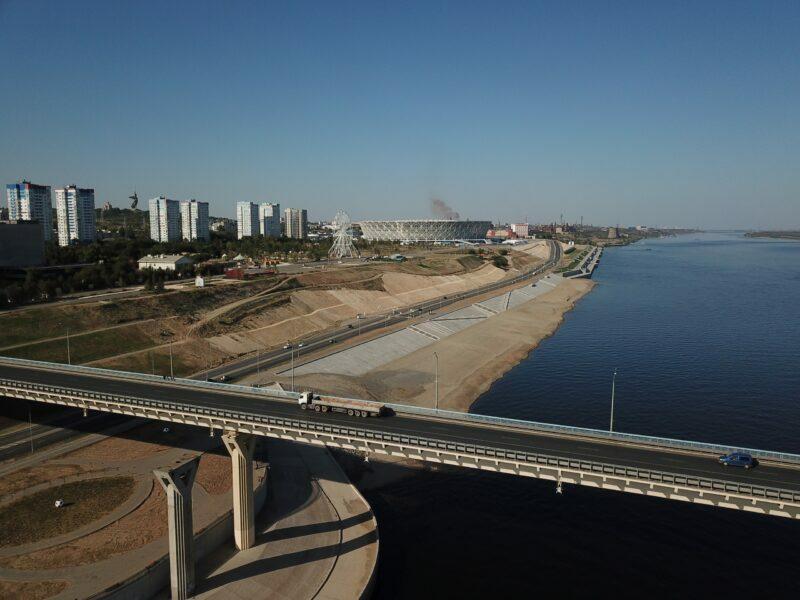 Подрядчик строительства моста через Волгу продолжает банкротиться