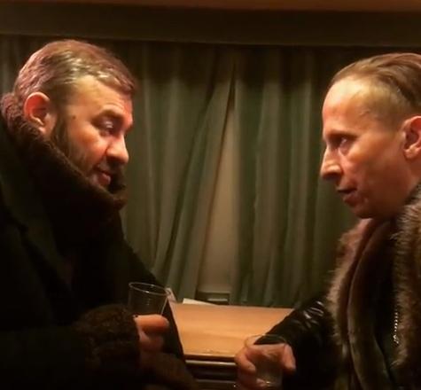 Охлобыстин и Пореченков снялись в шуточном ролике о Зеленском