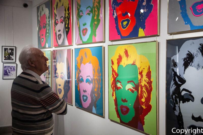 Мэрилин Монро и кока-кола: музей Машкова представляет работы лучших поп-арт-художников