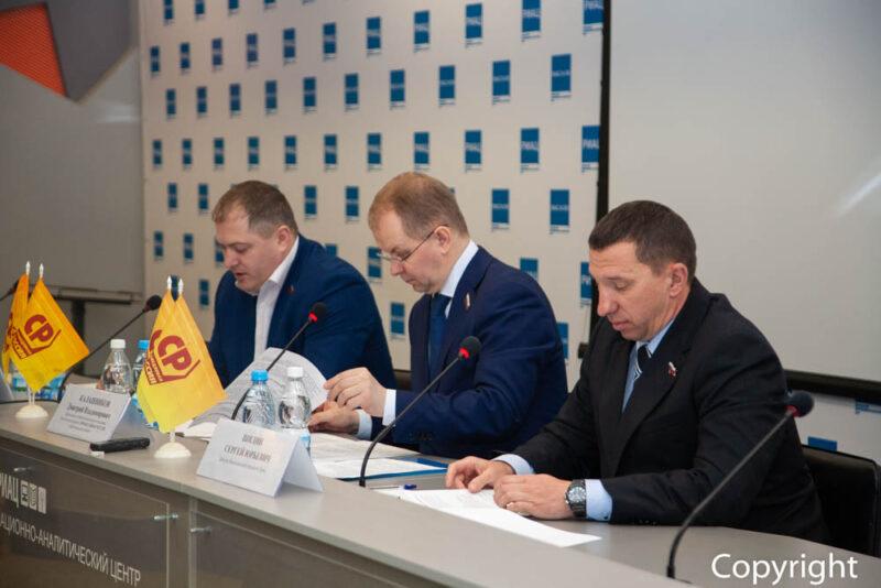 Волгоградские справороссы предлагают объединиться против «Единой России»