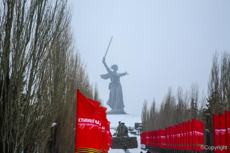 Скульптуру «Родина-мать зовёт!» отреставрируют за 667,7 млн рублей
