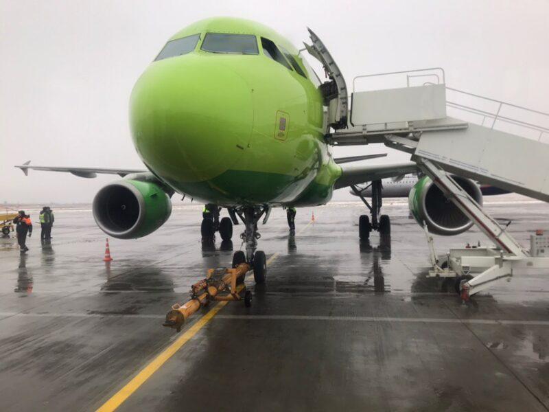 S7 приостановило эксплуатацию падающих Boeing 737 MAX