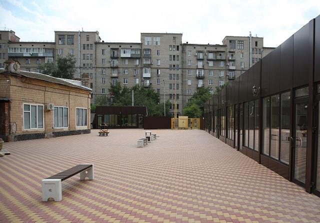 Торговая площадь Центрального рынка в Волгограде увеличится на 800 кв.м.