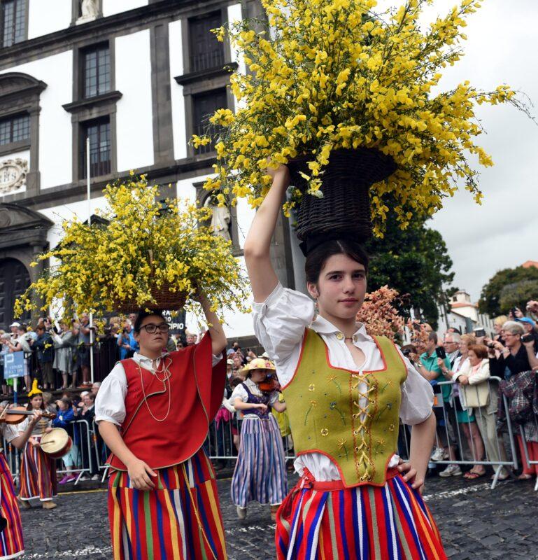 5 самых цветочных мировых фестивалей заслуживающих внимания