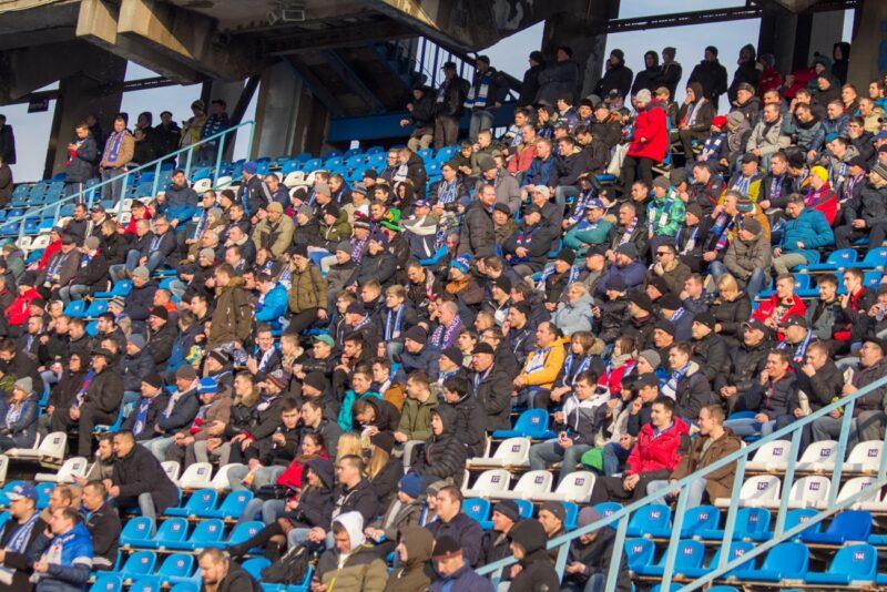Волгоградский «Ротор» оштрафовали за поведение болельщиков на последнем матче