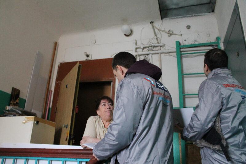 Активисты ОНФ выявили недовольство обслуживанием газовой техники в Волгограде