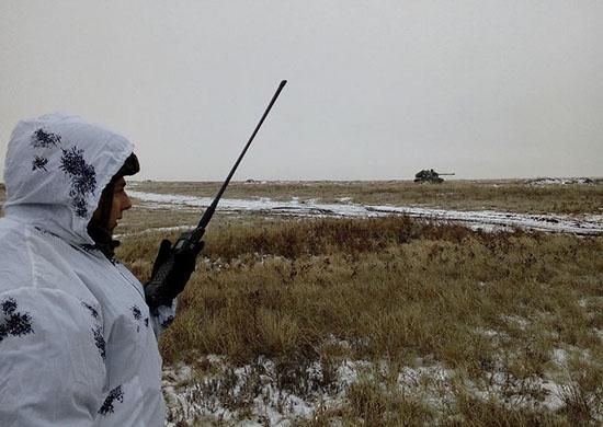 Под Волгоградом артиллеристы ЮВО приняли участие в масштабной тренировке в системе РОК