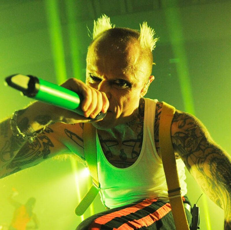 Стало известно, что вокалист The Prodigy свел счеты с жизнью
