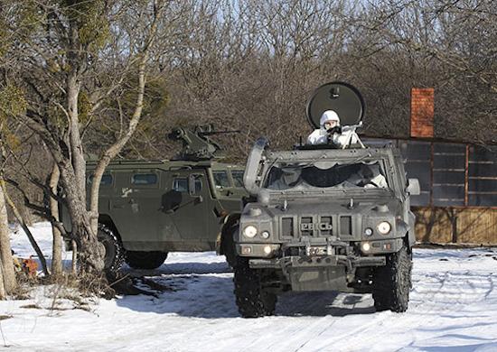 В регионе объявили «артиллерийские дуэли»