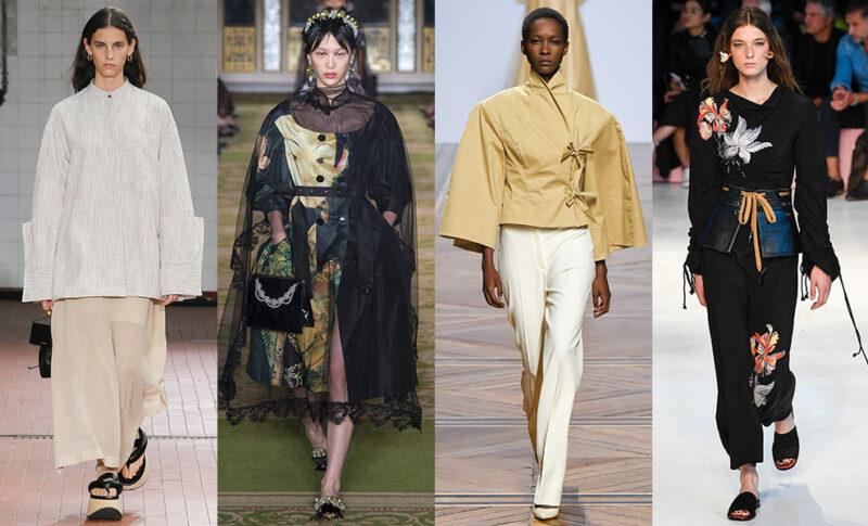 О весенней моде 2019 года: клетка и кружево