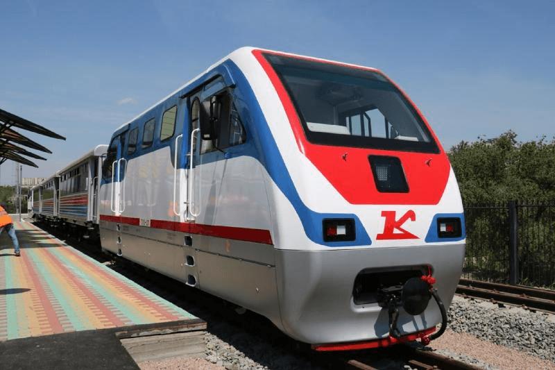С 1 мая Детская железная дорога начинает свою работу