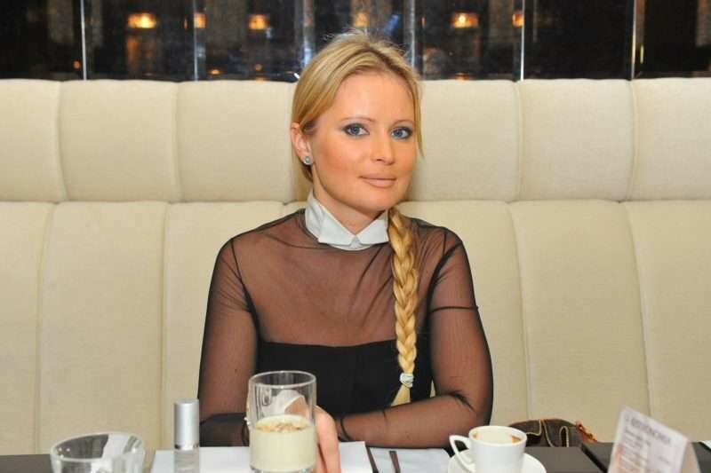 Дана Борисова призналась в нимфомании