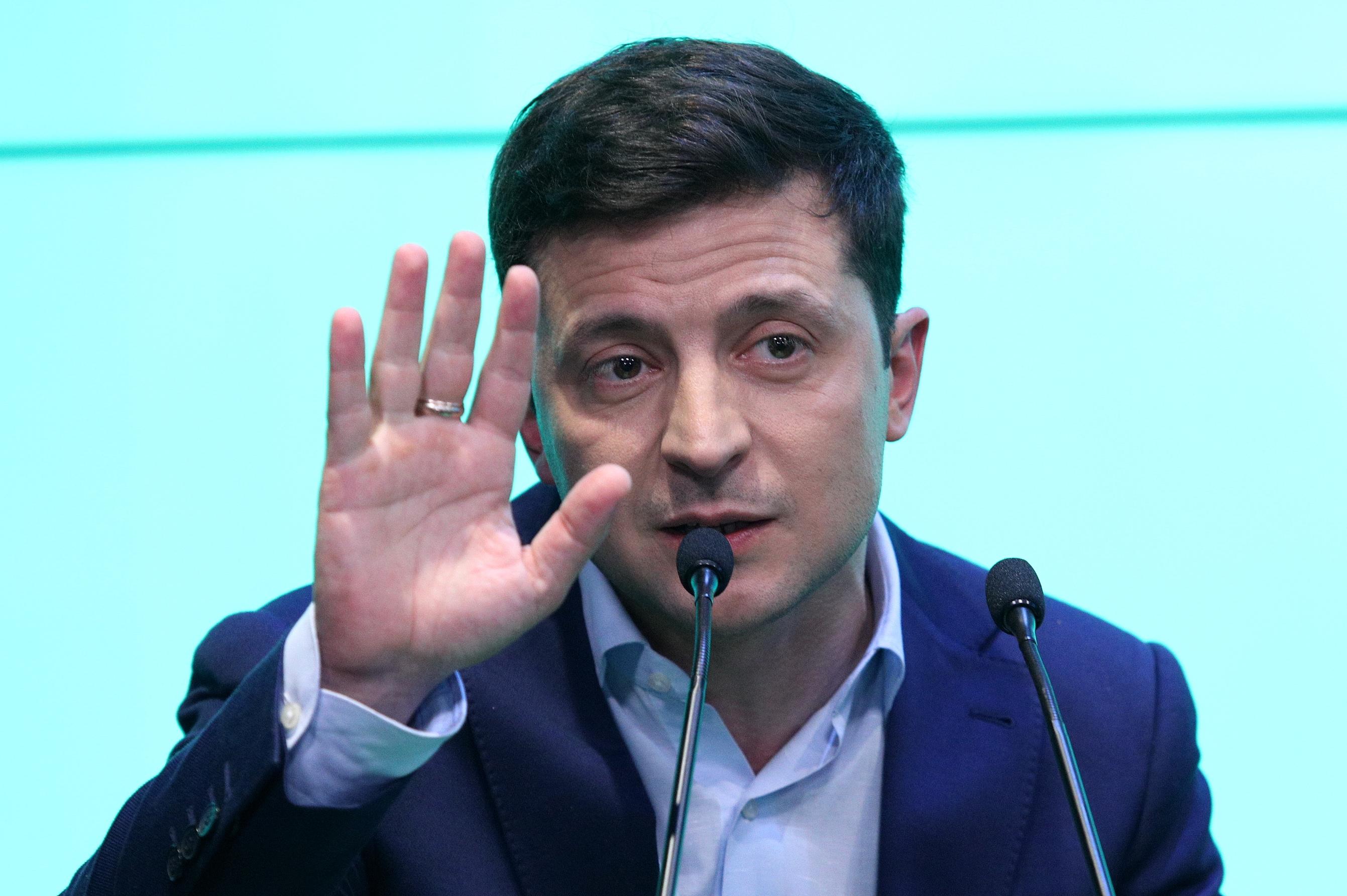 ЦИК Украины обработал 99% протоколов: лидер выборов - Владимир Зеленский