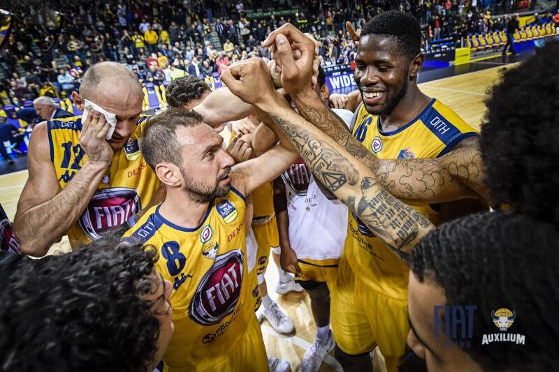 Дмитрий Герасименко приобрёл новый баскетбольный клуб в Италии