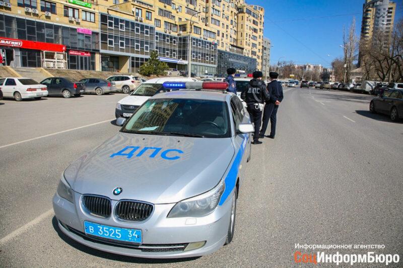 В Волгограде в результате простого рейда ГИБДД смогли задержать мужчину находящегося в федеральном розыске